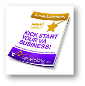 Kick-Start Your VA Business. Become a VA.