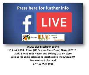 Press here for futher info. Online International Virtual Assistant Conference (OIVAC)