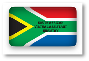 Flag: South Africa VA Industry