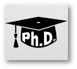 Ph.D. Students Image