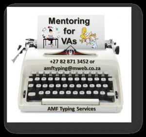 Mentoring for VAs