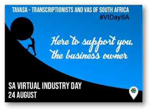 Tavaaa SA Virtual Industry Day 24 August