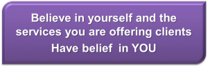 TAVASA Mentoring image Believe